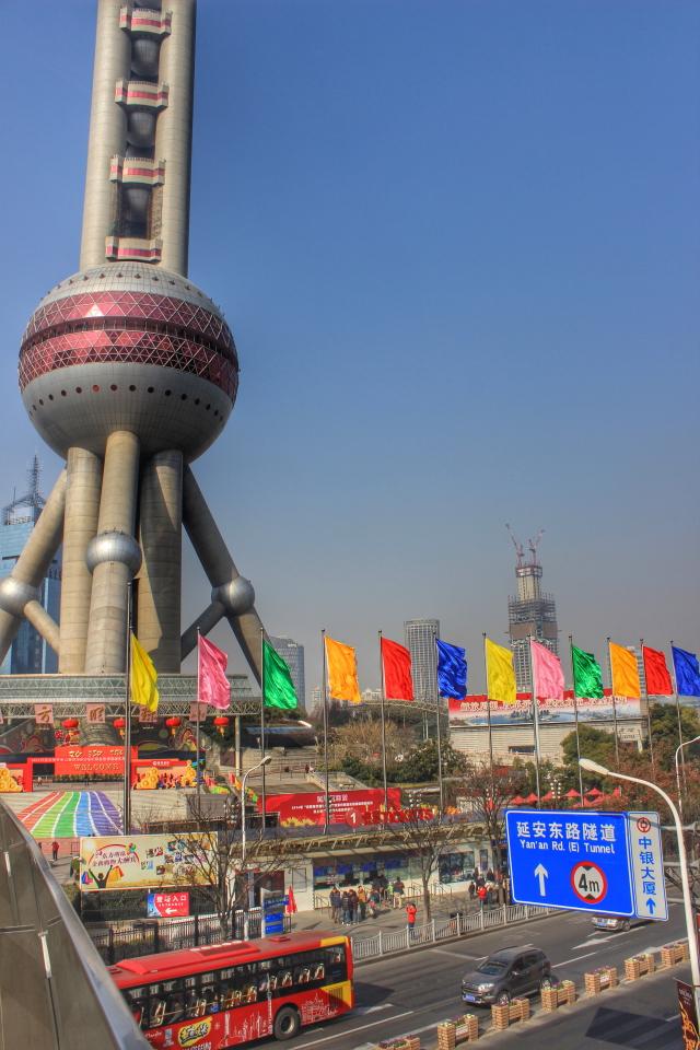 Oriental Pearl TV Tower12