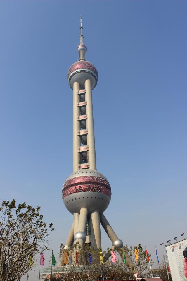 Oriental Pearl TV Tower8