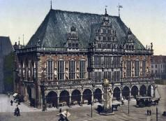 Bremen Rathaus)old