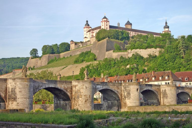 Würzburg's Old Bridge