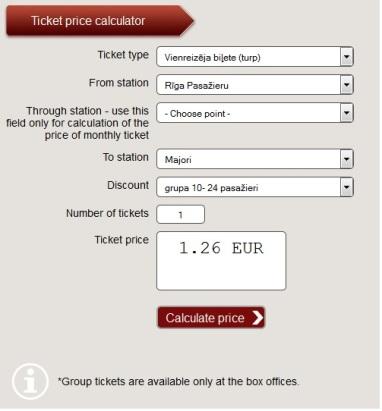 Bilete cu reducere de grup de 10+ persoane