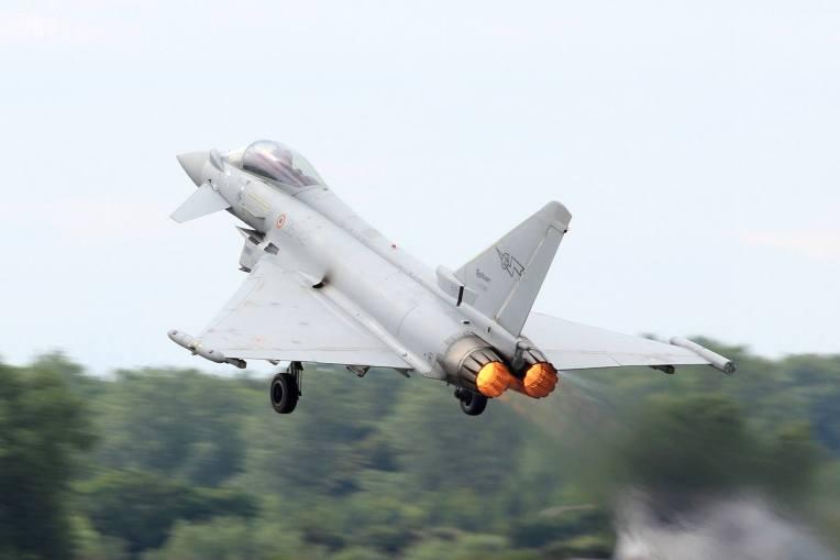 Eurofighter Typhoon - Italian Air Force