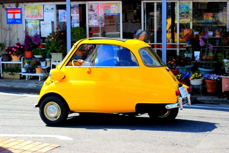Aceasta nu intra in categoria masinilor odioase :) Dimpotriva chiar!