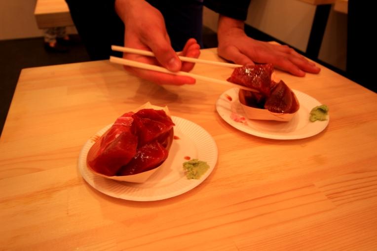 Sashimi (Ton crud)