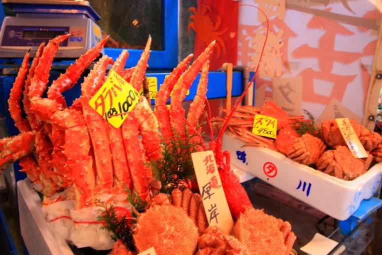 """Picioruse"" de crabi :)"
