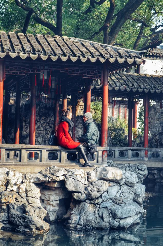 Gradinile Yuyuan