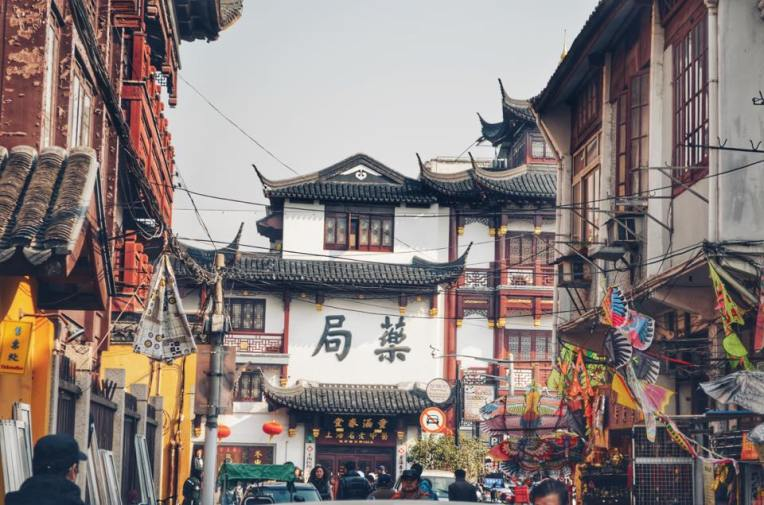 Zona City God Temple