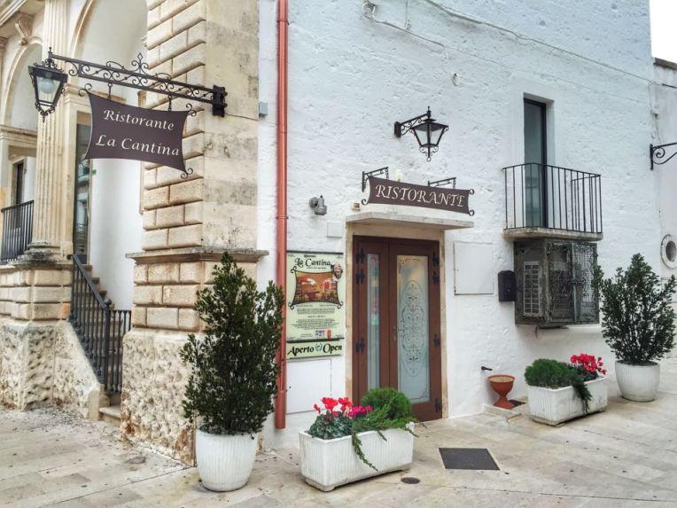 Restaurant La Cantina