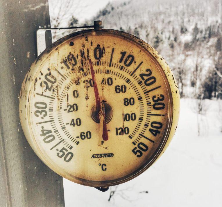 -2 grade, vreme perfecta :)