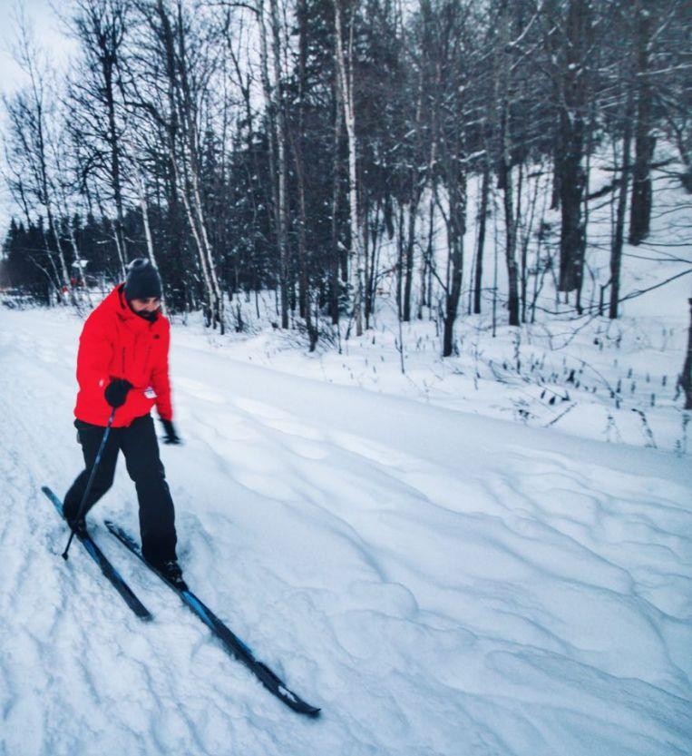 Ski fond in Montfort