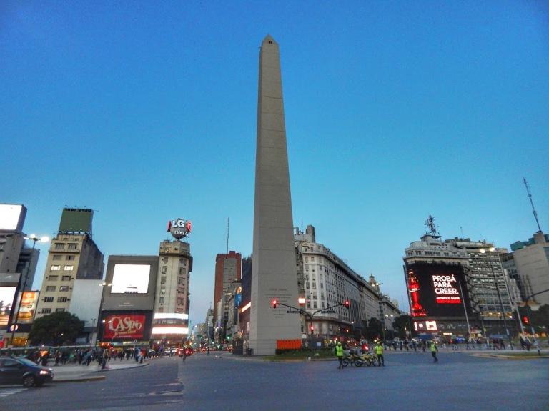 20 Obeliscul