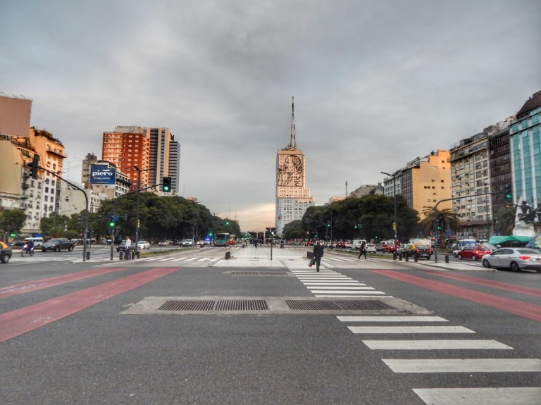 23 Avenida de 9 Julio