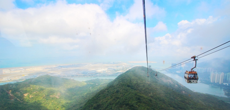 Cable Car Big Buddha (1)