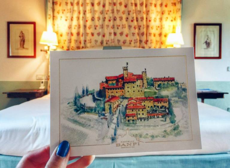 Castello Banfi Il Borgo 36
