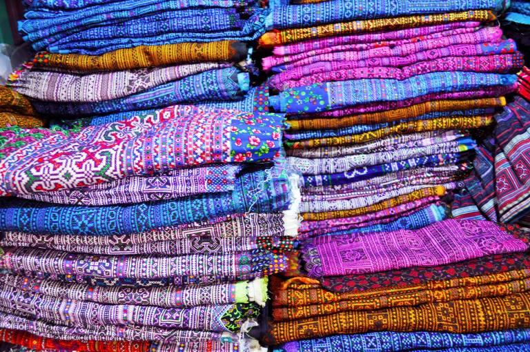 Hmong Fabrics 2