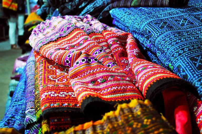 Hmong Fabrics 3