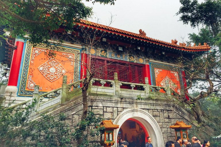Po Lin Monastery 4