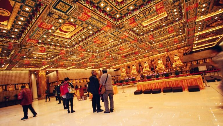 Po LIn Monastery 5