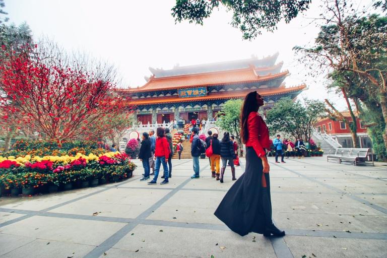 Po Lin Monastery 7