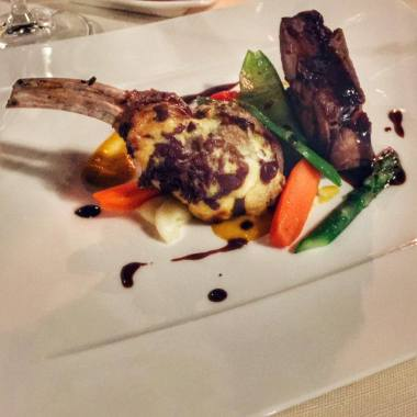 Tasting Menu Castello Banfi 2