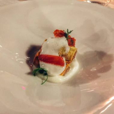 Tasting Menu Castello Banfi 3