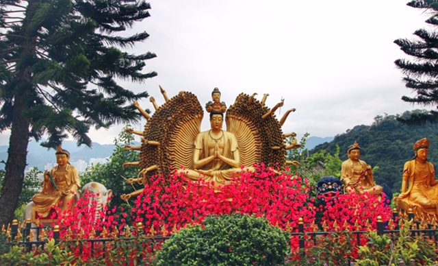 Ten Thousand Buddhas_3