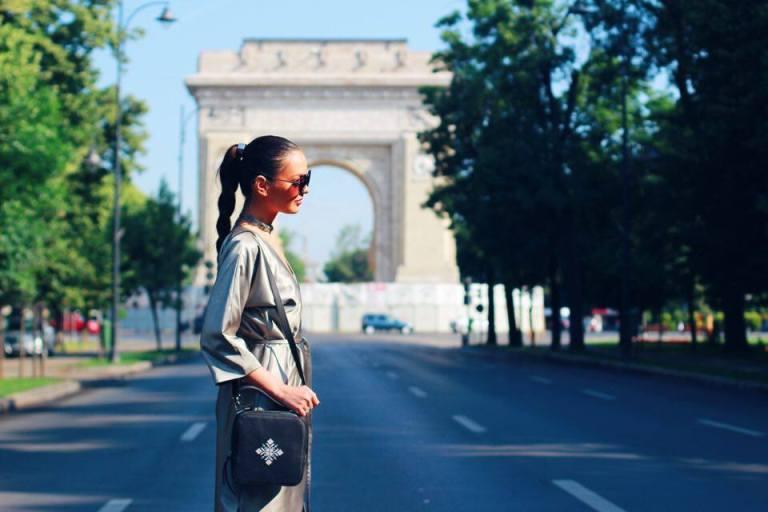 Arch of Triumph Bucharest