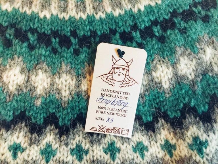 Iceland Alafoss Icelandic Sweater 2