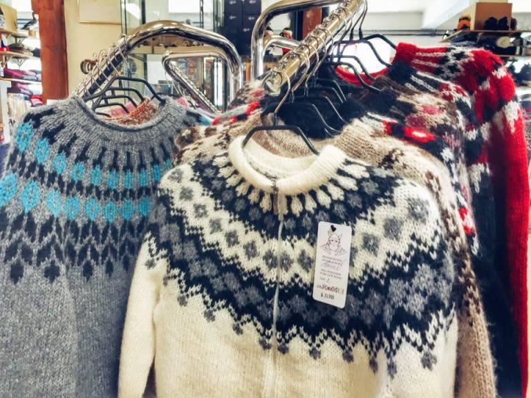 Iceland Alafoss Icelandic Sweater 4