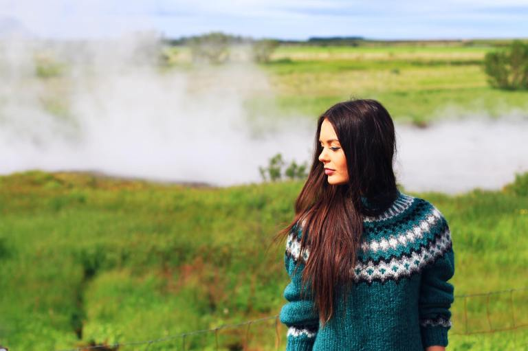 Iceland Alafoss Icelandic Sweater