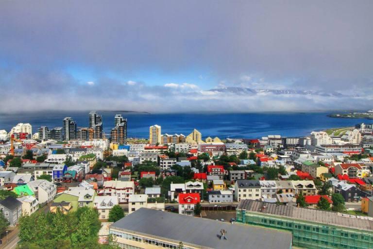 Iceland Hallgrímskirkja Reykjavik 4