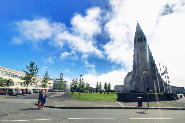 Iceland Hallgrímskirkja Reykjavik 5