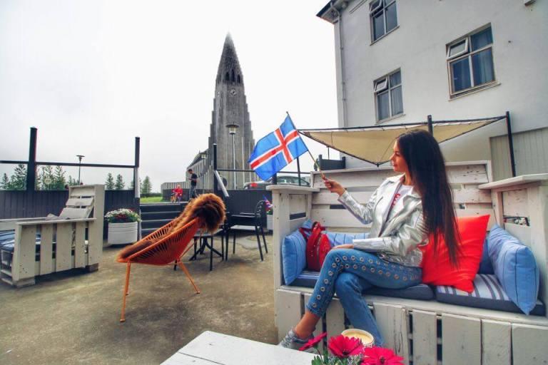 Iceland Hallgrímskirkja Reykjavik