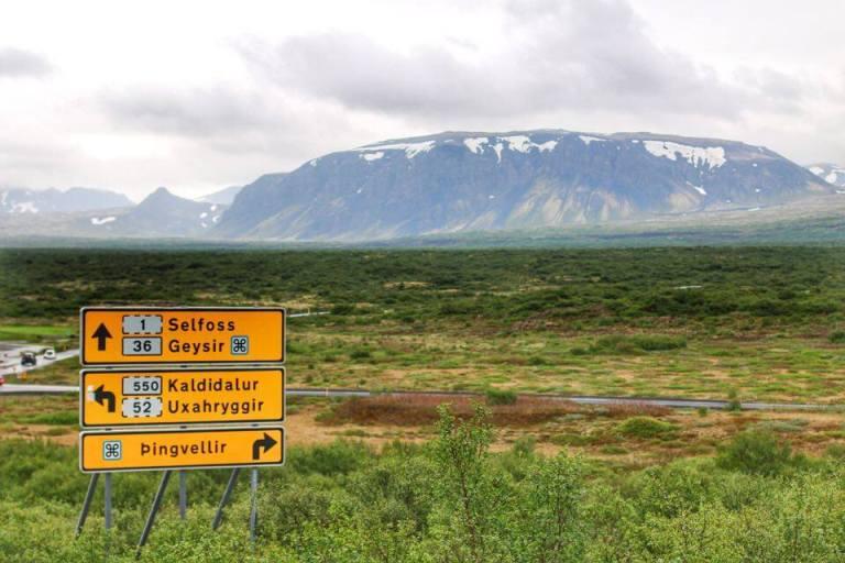 Iceland Kaldidalur Route 2