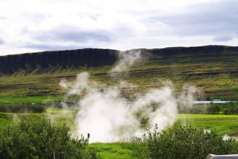 Iceland Smoke