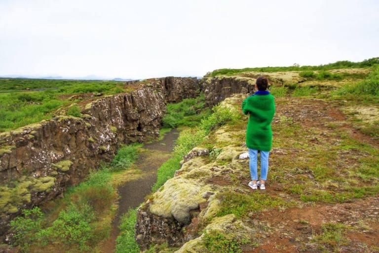 Iceland Thingvellir National Park Tectonic Plates