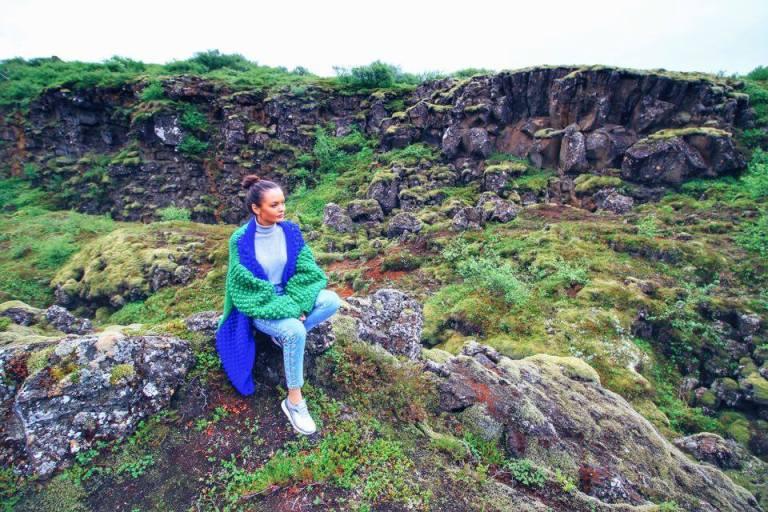 Iceland Thingvellir National Park