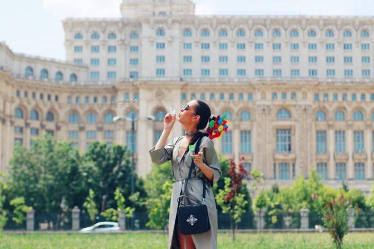 Palace of Parliament Bucharest 2