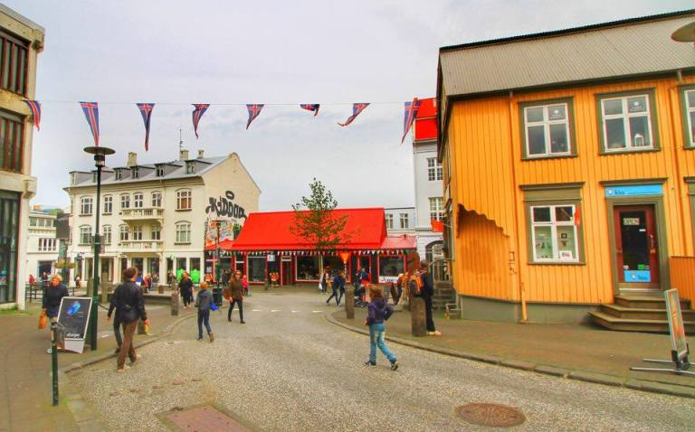 Reykjavik Architecture 4