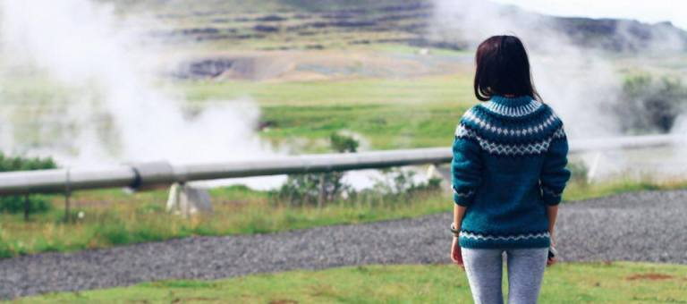 Deildartunguhver Hot Spring Iceland 2