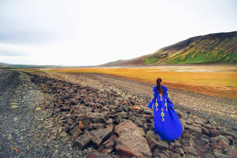 Iceland Kaldidalur Route 3