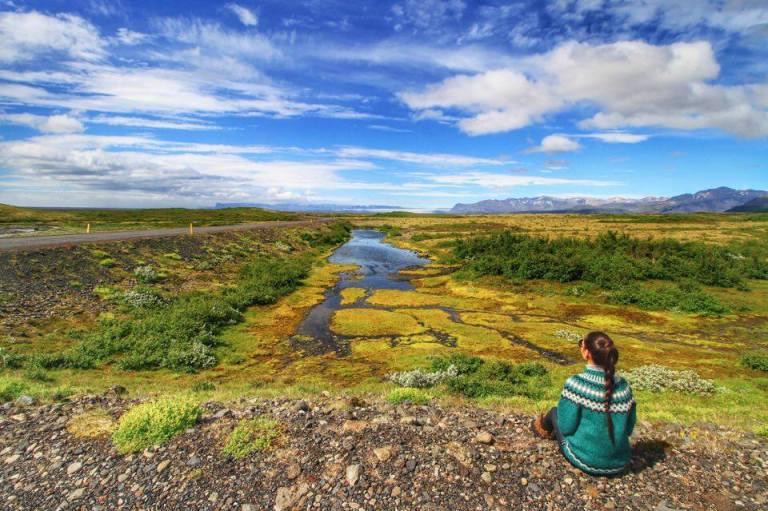 Iceland Southern landscape