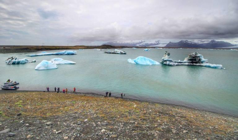 Jokulsarlon Glacial Lagoon Iceland 12