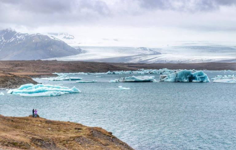 Jokulsarlon Glacial Lagoon Iceland 8