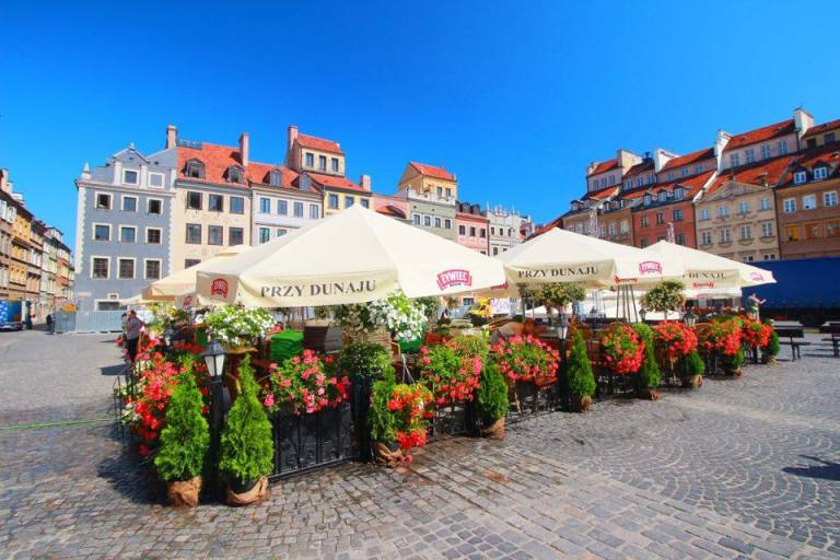 Old Town Market Warsaw 1