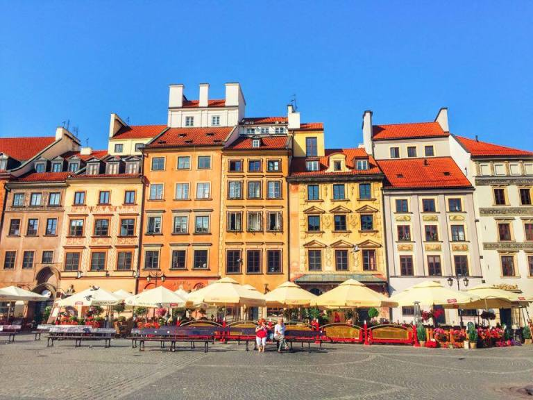 Old Town Warsaw 8