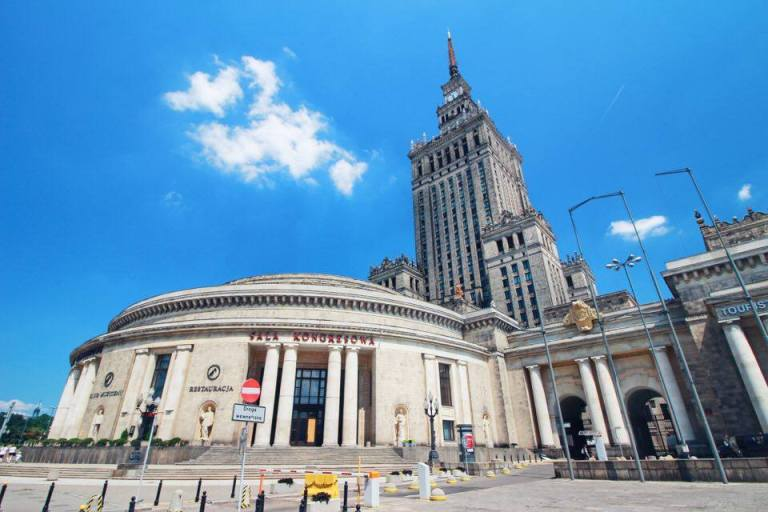 Palace of Culture and Science Warsaw 2