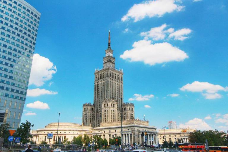 Palace of Culture and Science Warsaw 5