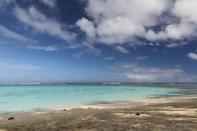 Plaja de langa Aroa Kainga