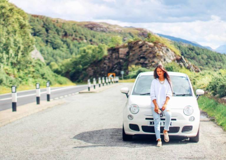 Scotland Road Trip 1